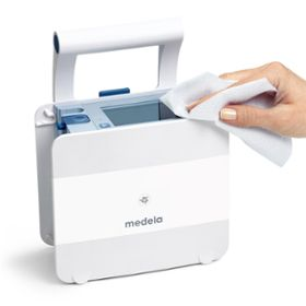 Medela Thopaz Plus hygienic use