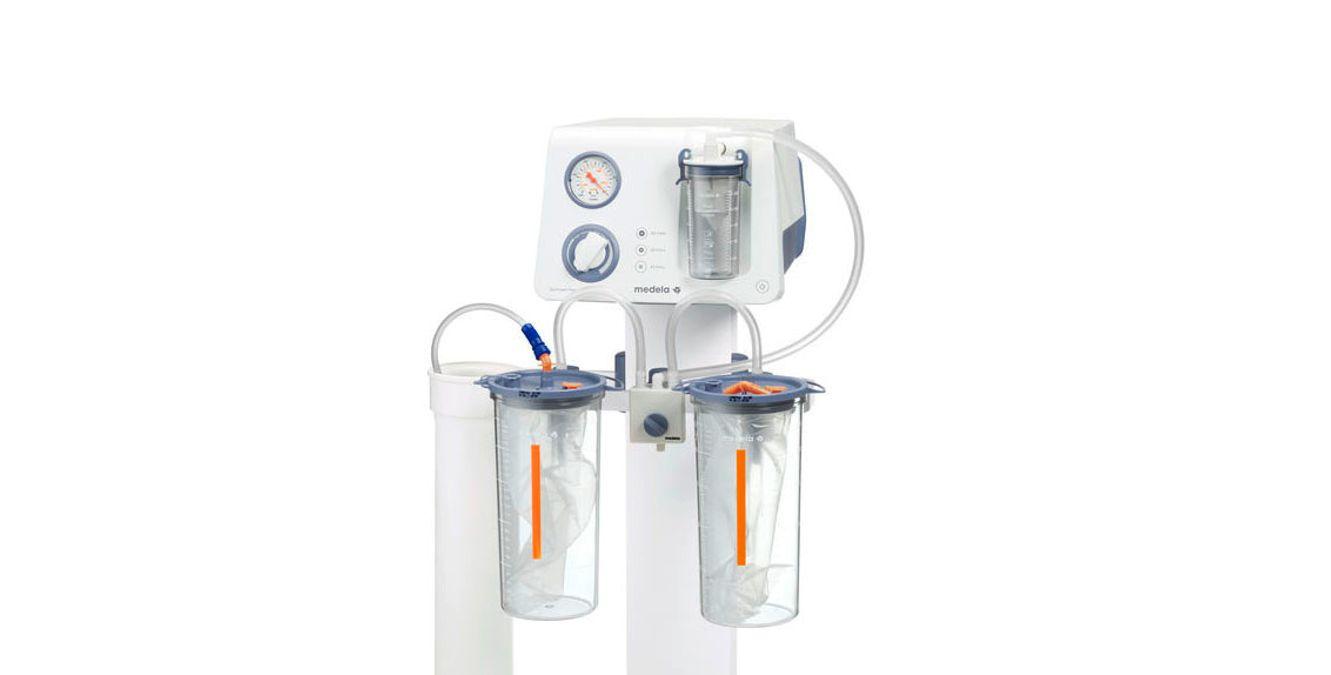 Dominant Flex and Basic Suction Pumps | Medela