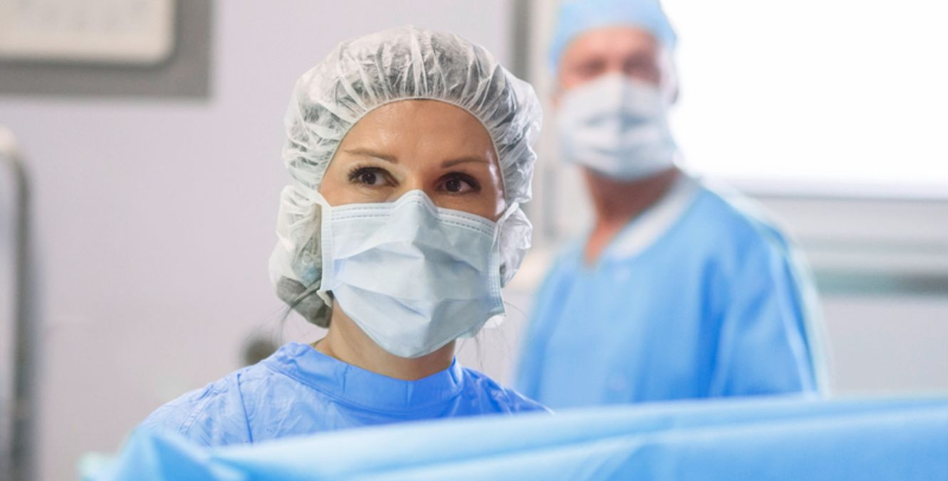 healthcare professionals in the OR