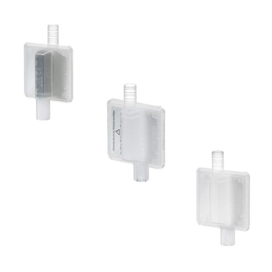 Medela fluid collection accessories filters