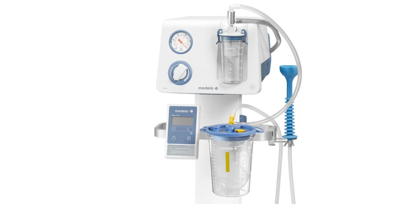 Medela Basic for vacuum assisted delivery