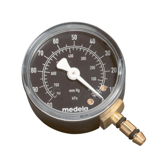 Medela Clario and Clario Toni accessories vacuum gauge